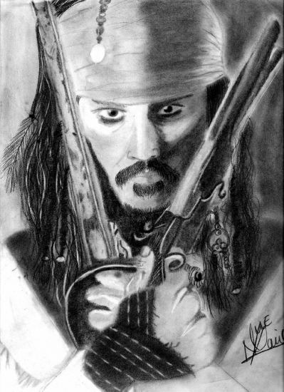 Johnny Depp por anne-ma87